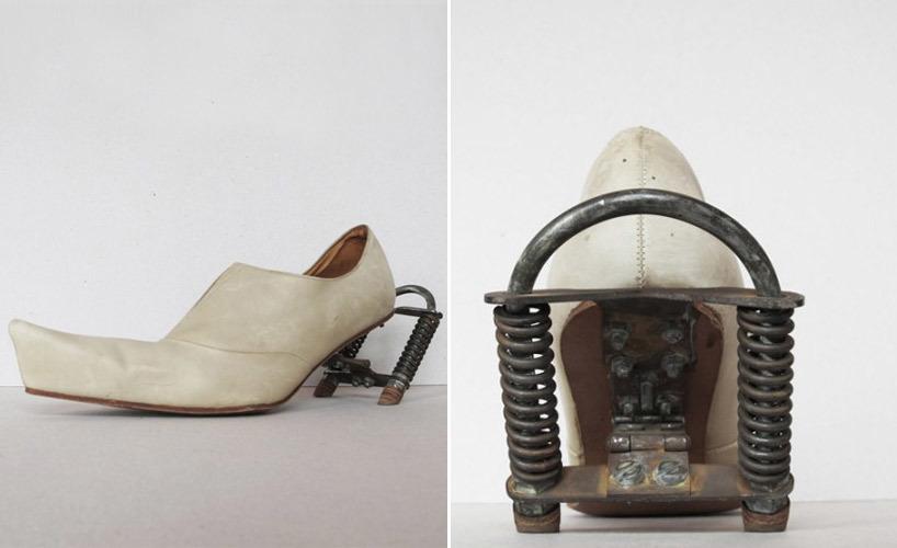 Необычная Обувь