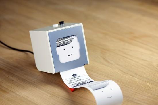 Маленький принтер для вашего смартфона