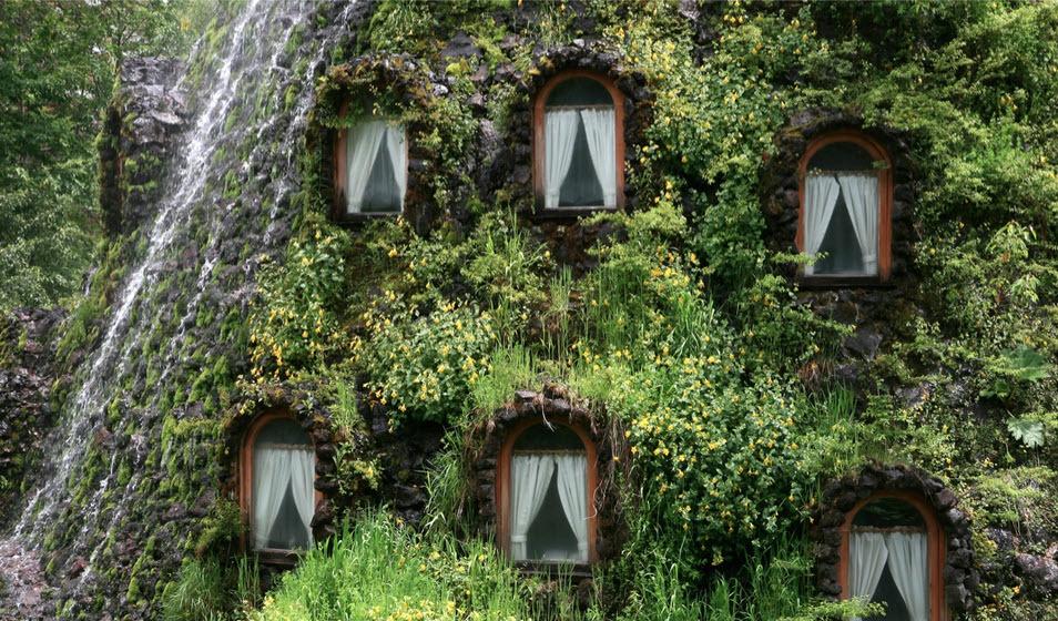 необычные отели - необычные отели мира