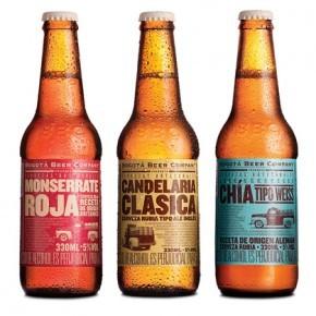 пиво картинки Bogota beer