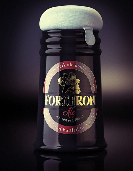 пиво картинки Forgeron beer