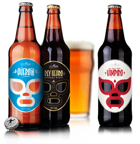 пиво картинки Cervecería Sagrada