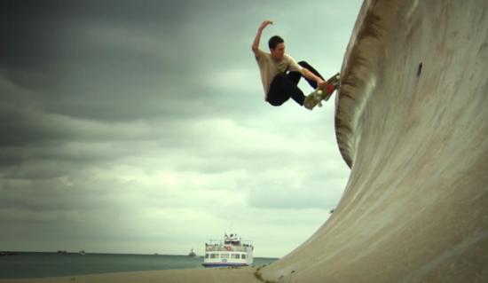 скейт видео 2012
