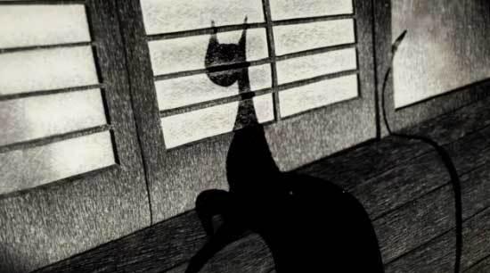 pincel de zorro короткий мультфильм