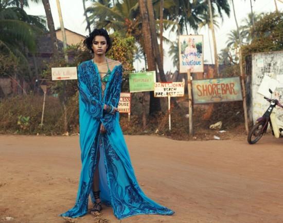 креативные фото девушек от bharat sikka