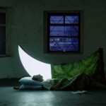 Серия фотографий Private Moon от Леонида Тишкова