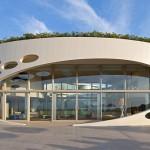 Необычные дома мира: Круглая Сырная Вилла
