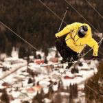 Фристайл на горных лыжах: 5 часть фильма All I Can