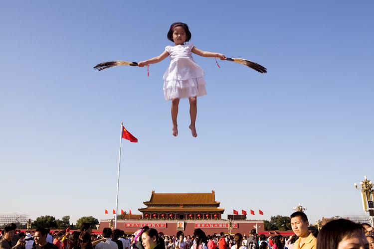 Китайский фотограф Li Wei 2009 год