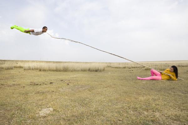 Китайский фотограф Li Wei 2010 год
