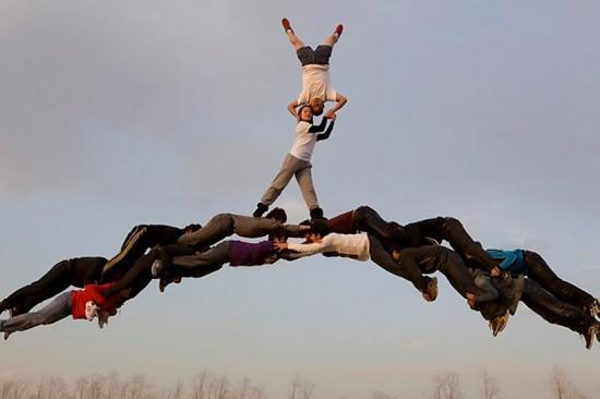 Китайский фотограф Li Wei 2011 год