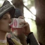 Креативная реклама от Milk ™- Never Stop