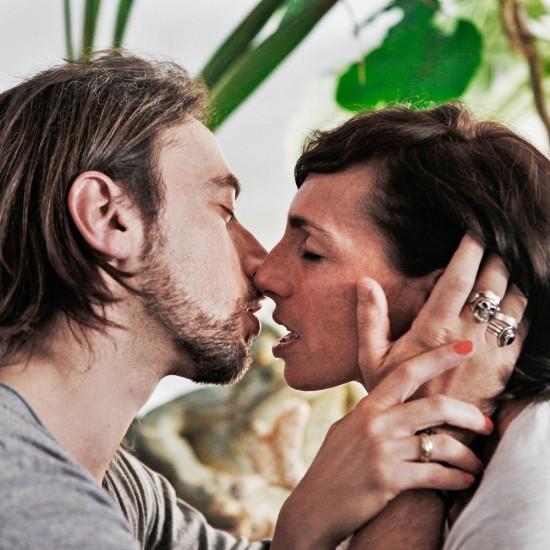 фотографии поцелуев