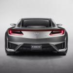 Концепт кар от Honda NSX под маркой Acura
