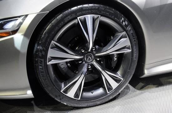 хонда nsx концепт кар