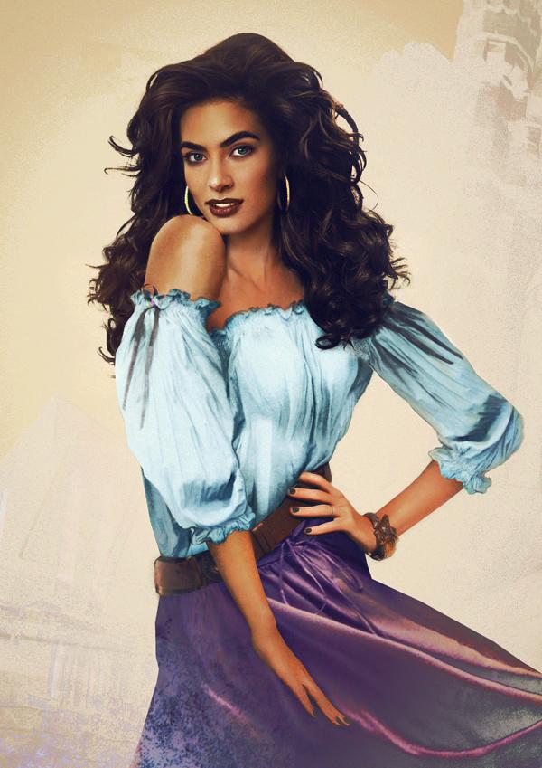Esmeralda от JirkaVinse