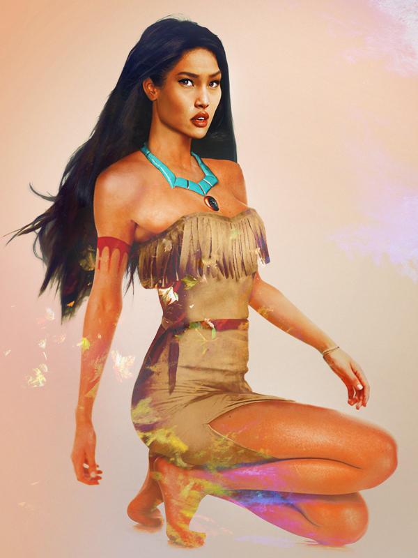 Pocahontas от JirkaVinse