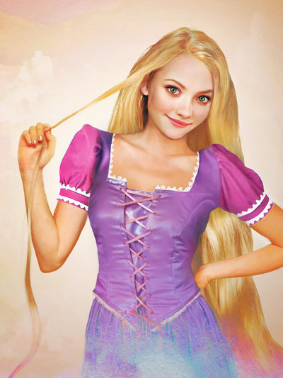 Rapunzel от JirkaVinse