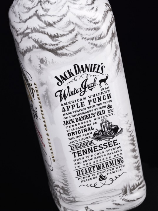 jack daniels winter punch