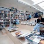 ALEXIS — книжный кафе-бар в Словакии