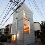 Современная архитектура: маленький домик архитектора Unemori