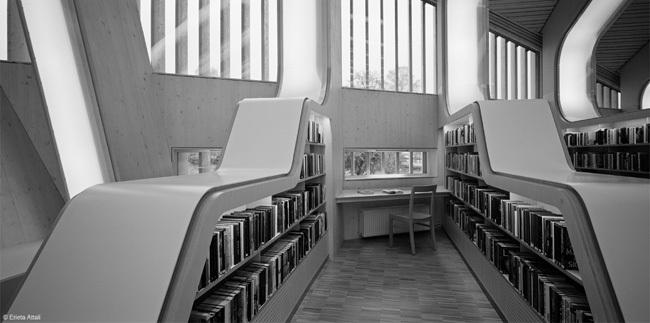 Библиотека в Vennesla