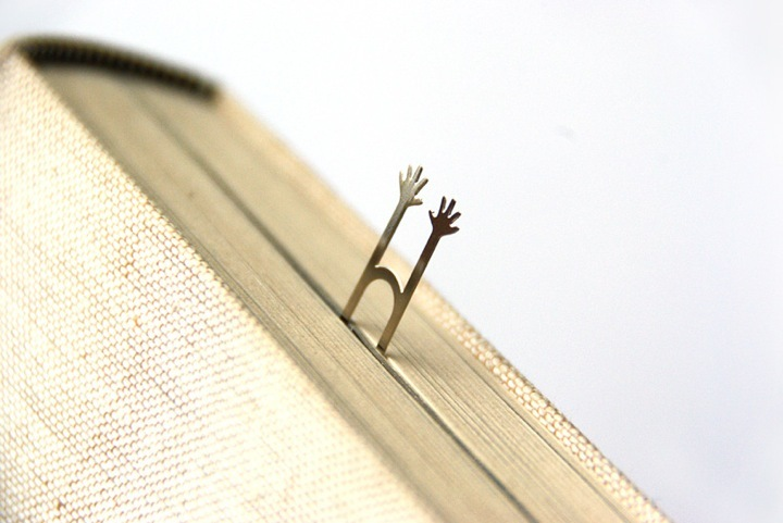 оригинальные закладки для книг