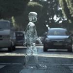 Социальная реклама — стекляный мальчик