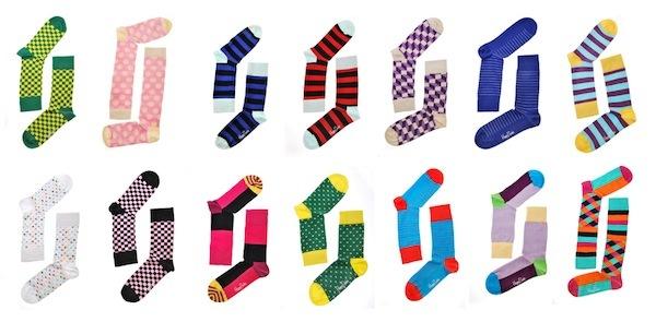 Happy Socks 2012