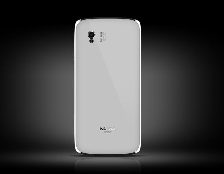 Nokia Snow официальный концепт