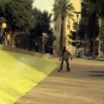 Оригинальное longboard video из Барселоны
