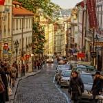 Прага глазами португальского музыканта Francisco Abreu