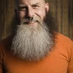 Фото мужчин с бородой: конкурс на лучшую бороду в Атланте