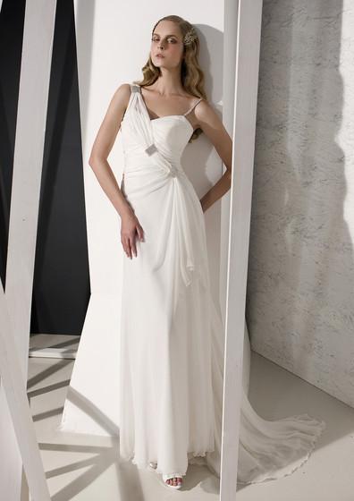 Итальянские свадебные платья 2012 от Dalin.
