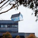 Дом на крыше от знаменитого корейского скульптора Do-Ho Suh