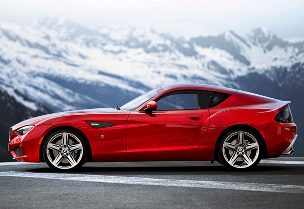 BMW Zagato coupe 2012 (7)
