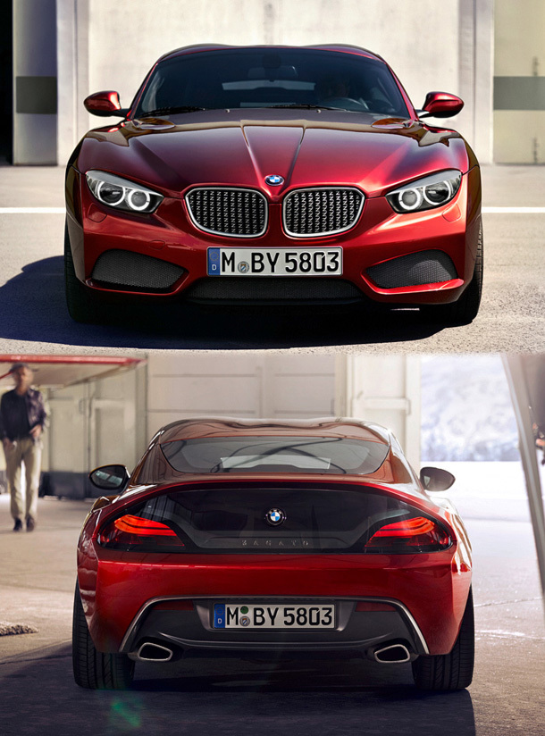 BMW Zagato coupe 2012 (2)