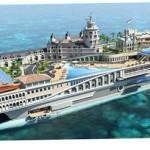 Необычные яхты мира: The Streets Of Monaco