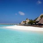 Виллы на Мальдивах с подводным рестораном — Anantara Kihavah Villas