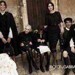 Традиционные итальянские ценности в рекламной кампании Dolce & Gabbana's Fall 2012 Campaign