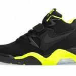 Nike Air Force 180 возвращается. Теперь в расцветке Black/Volt