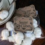 Сладкие сахарные черепа от Sugar Cube