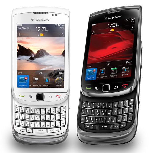 Blackberry Torch 9800 обзор