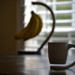 Практичная кружка для чая от Tigere Chiriga