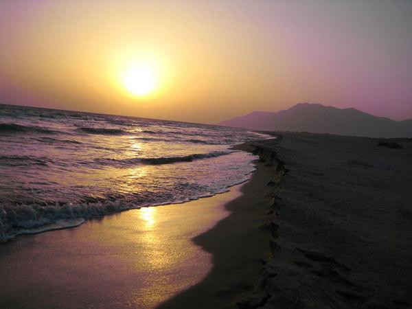 Лучшие пляжи Турции. Kaputas Beach