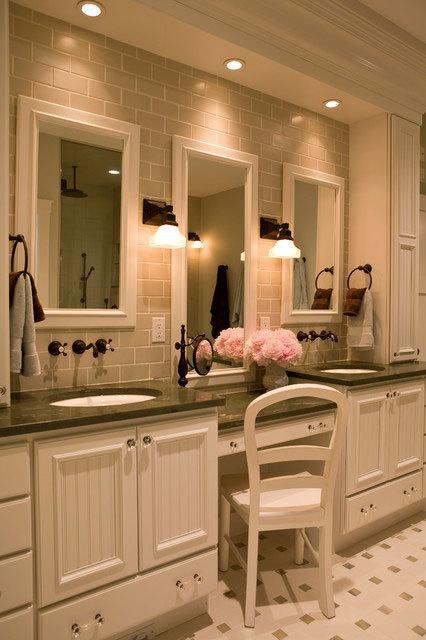 Современный дизайн ванных комнат