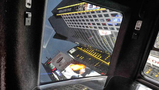Желтое такси фото (10)