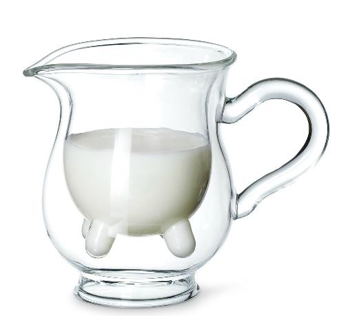 Кувшин для молока с выменем