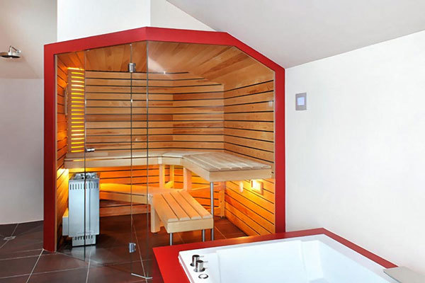Баня в квартире фото 98