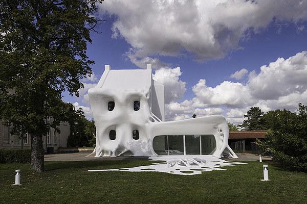 Дом-привидение La Gue(ho)st House